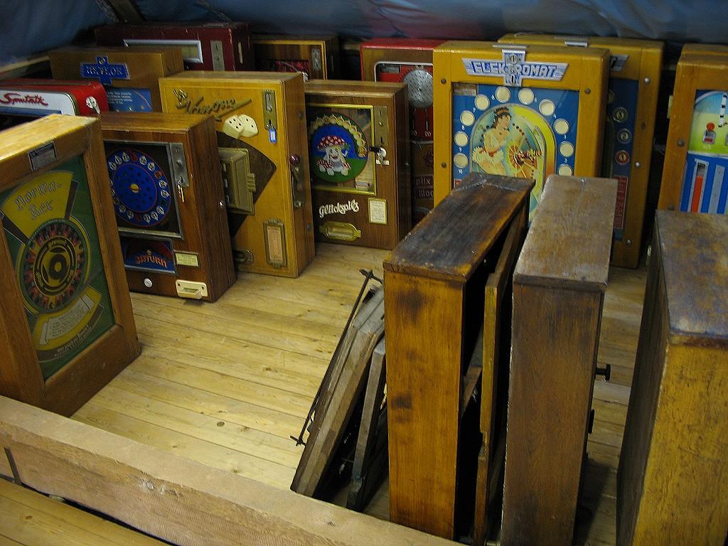 antik automaten